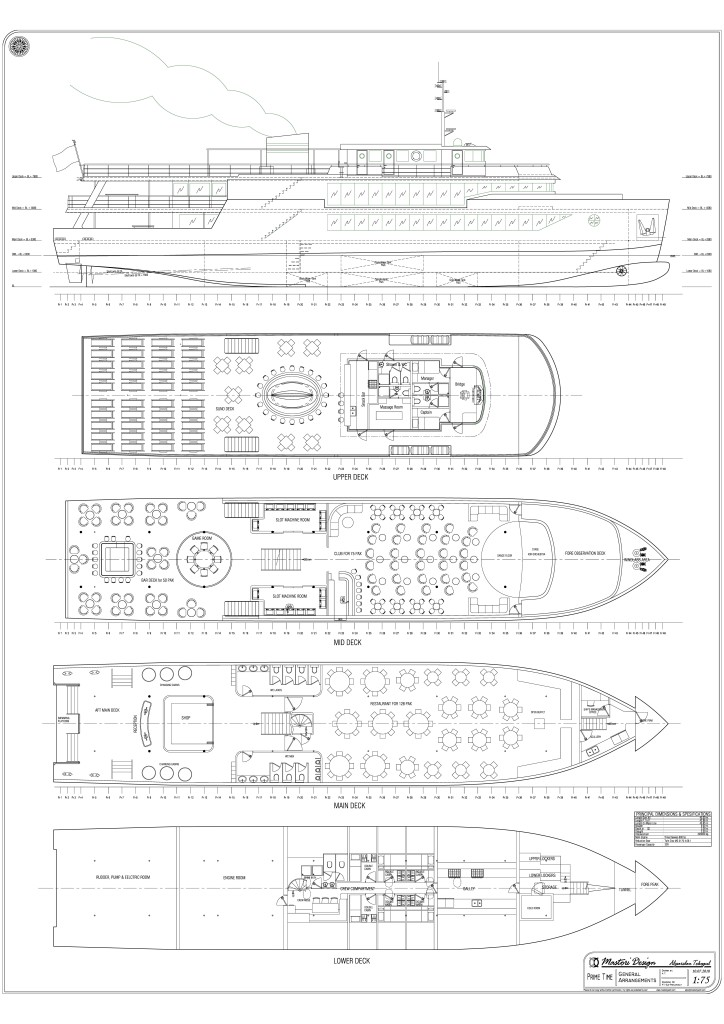Ship Specifications